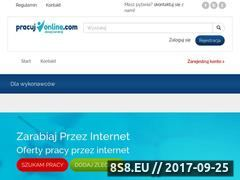 Miniaturka domeny pracuj-online.com