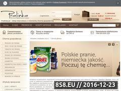 Miniaturka domeny www.pralinka.pl