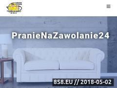 Miniaturka domeny pranienazawolanie24.pl