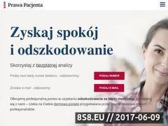 Miniaturka prawapacjenta.org (Niedotlenienie podczas porodu - Prawa Pacjenta)