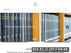 Miniaturka domeny prawnikursus.pl