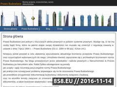 Miniaturka domeny prawo-budowlane.edu.pl