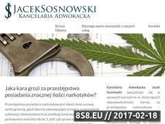 Miniaturka Adwokat specjalizacja prawo karne w Katowicach (www.prawo-karne-adwokat.pl)