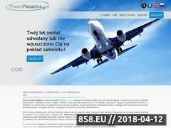 Miniaturka domeny prawopasazera.pl