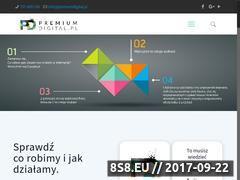 Miniaturka www.premiumdigital.pl (Strony WWW, pozycjonowanie i sklepy internetowe)