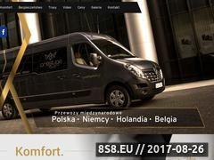 Miniaturka domeny prestigebus.pl