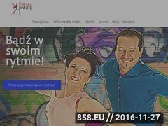 Miniaturka domeny www.primadance.pl