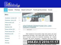 Miniaturka domeny primeled.pl