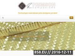 Miniaturka domeny primson-composites.pl