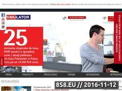 Miniaturka domeny www.primulator.pl