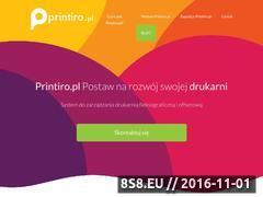 Miniaturka domeny printiro.pl