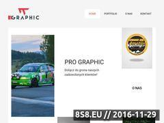 Miniaturka domeny pro-graphic.pl