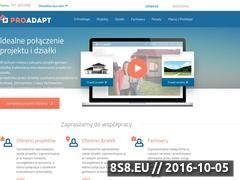 Miniaturka domeny proadapt.pl