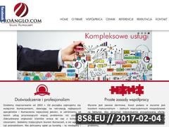 Miniaturka domeny www.proanglo.com