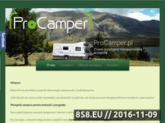Miniaturka domeny procamper.pl