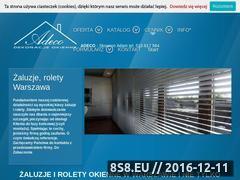 Miniaturka domeny www.producentrolet.pl