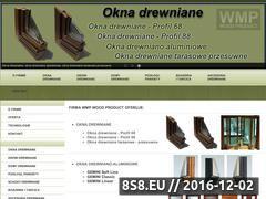 Miniaturka domeny produktydrewniane.pl