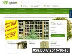 Miniaturka domeny www.produktyogrodowe.pl