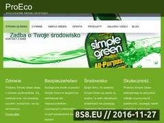 Miniaturka domeny proecosg.pl