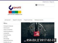 Miniaturka domeny www.profil.sklep.pl