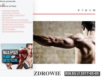 Zrzut strony Profilaktyka