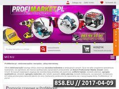 Miniaturka domeny profimarket.pl