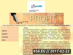Miniaturka domeny www.profit-sc.com.pl