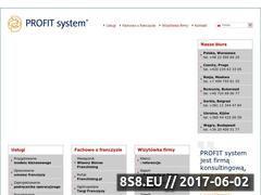 Miniaturka domeny profitsystem.pl