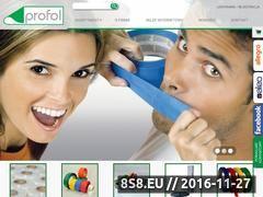 Miniaturka domeny www.profol.pl