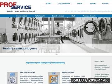 Zrzut strony Maszyny pralnicze