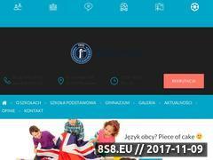 Miniaturka domeny profuturo.edu.pl