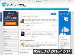 Miniaturka domeny www.programery.pl