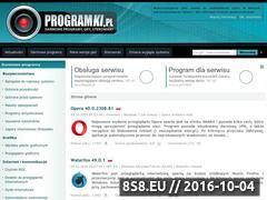 Miniaturka domeny www.programki.pl
