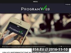 Miniaturka domeny www.programweb.pl