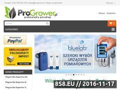 Miniaturka domeny progrower.pl