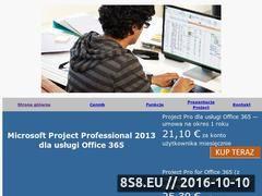 Miniaturka domeny www.project2013.pl