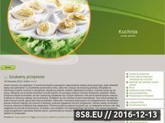 Miniaturka domeny www.projekt-kuchnia.pl