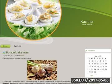 Zrzut strony Kuchnie Warszawa