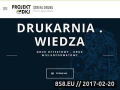 Miniaturka domeny projektdkj.pl