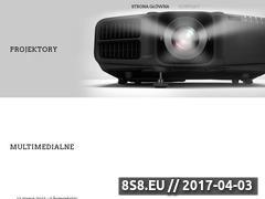 Miniaturka domeny www.projektory.edu.pl