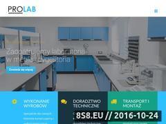 Miniaturka domeny prolab.torun.pl