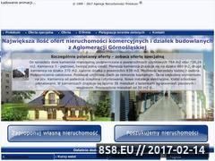 Miniaturka domeny www.prolokum.pl