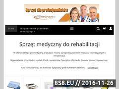 Miniaturka domeny promedyczny.pl