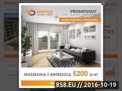 Miniaturka domeny promenadywroclawskie.pl
