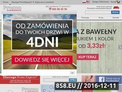 Miniaturka domeny promoexpress.pl