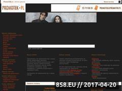 Miniaturka domeny www.promotek.pl