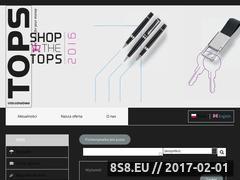 Miniaturka Artykuły reklamowe oraz gadżety firmowe (promotiontops.pl)