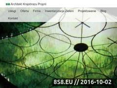 Miniaturka domeny www.proprii.pl