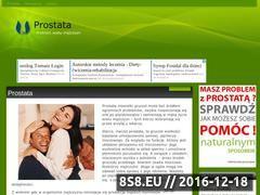 Miniaturka domeny www.prostata.net.pl