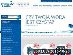 Miniaturka domeny www.prostozkranu.pl